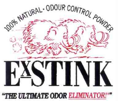 Remove unwanted, unpleasant odors with ExSTINK!